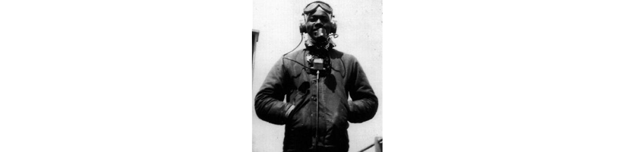 Master Chief Boatswain's Mate (BMCM) Sherman Byrd in uniform